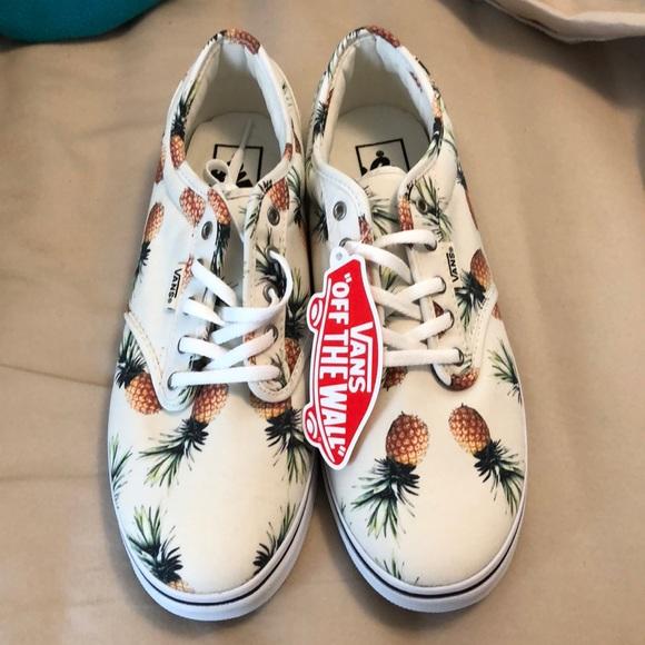 301e7e8511b Vans Atwood Low Pineapple Off White